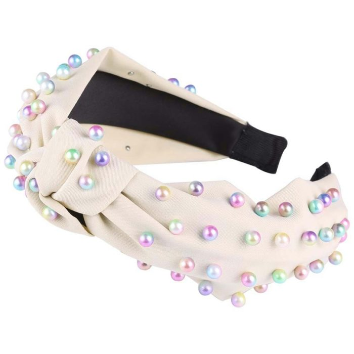 Pearl Headband Ladies Headwear