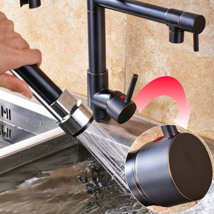 Kitchen Faucet Pull Spring