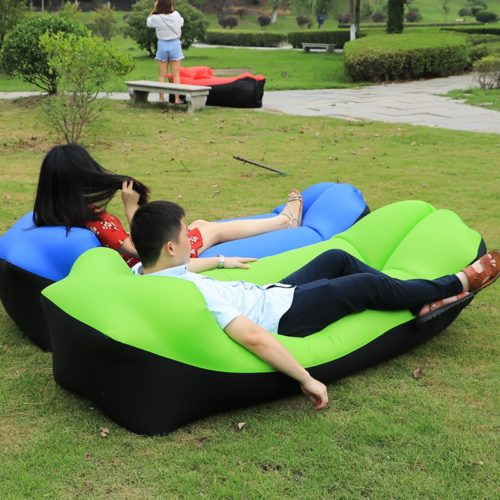 Air Lounger Inflatable Sofa