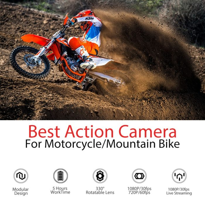 Sports Camera Action HD Cam