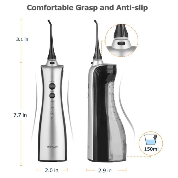 Teeth Cleaning Kit Rechargeable Dental Irrigator