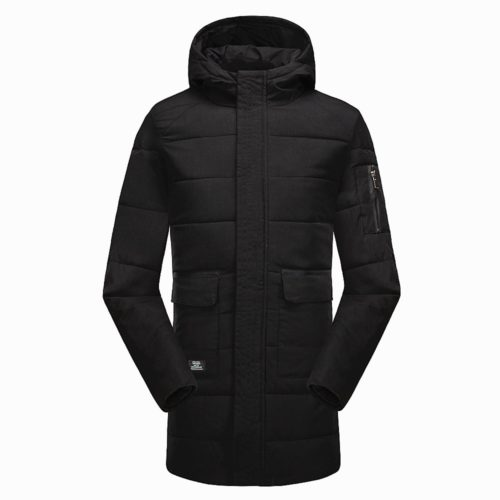 Jacket For Men Hooded Coat