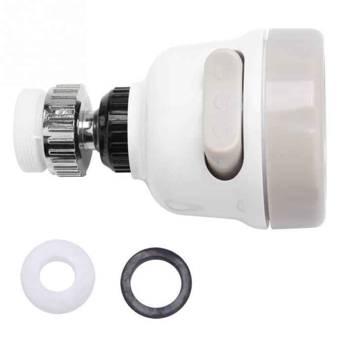 Faucet Filter Kitchen Spray Head