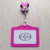 ID Badge Holder Retractable Cartoon