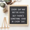 Felt Letter Board DIY Message Board