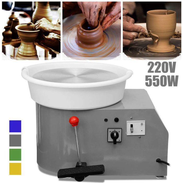 Pottery Wheel Electric Machine