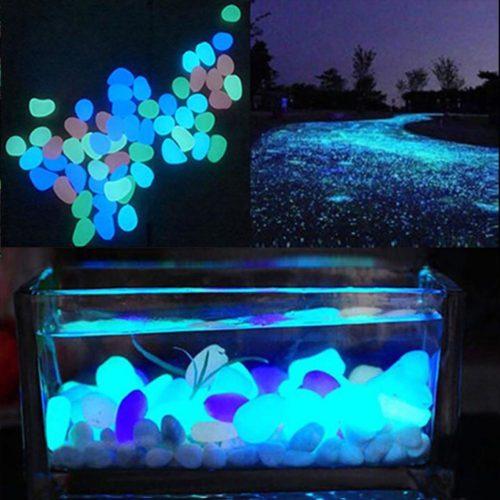 Decorative Stones Luminous Artificial Pebbles