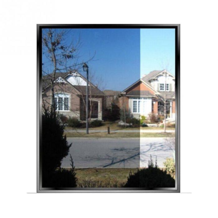 Privacy Window Film Tint Sticker