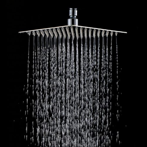Rain Shower Head Stainless Steel Shower