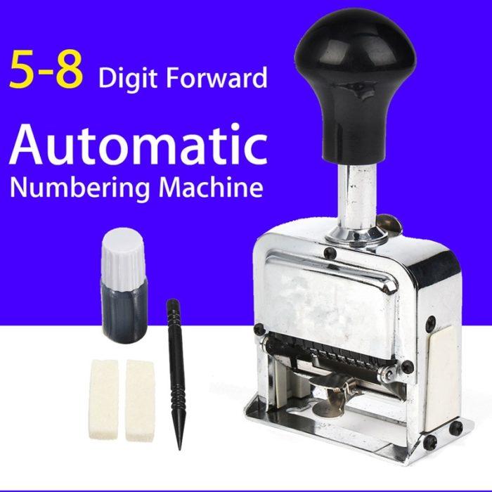 Numbering Machine Stamping Tool