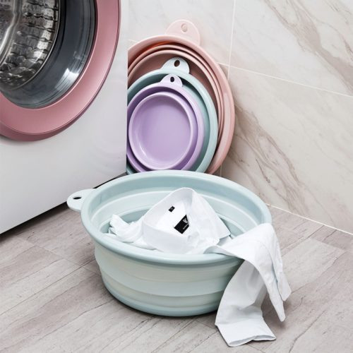 Wash Tub Collapsible Basin