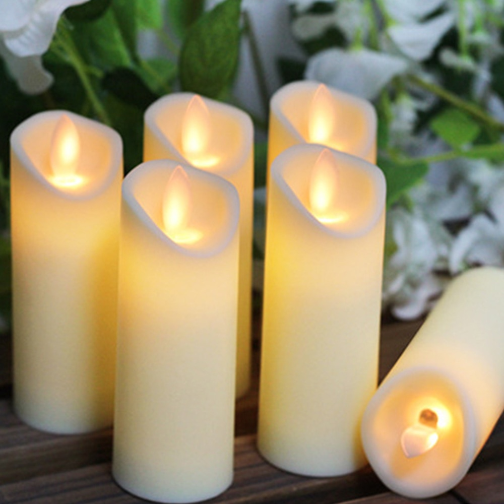 battery operated candles kmart