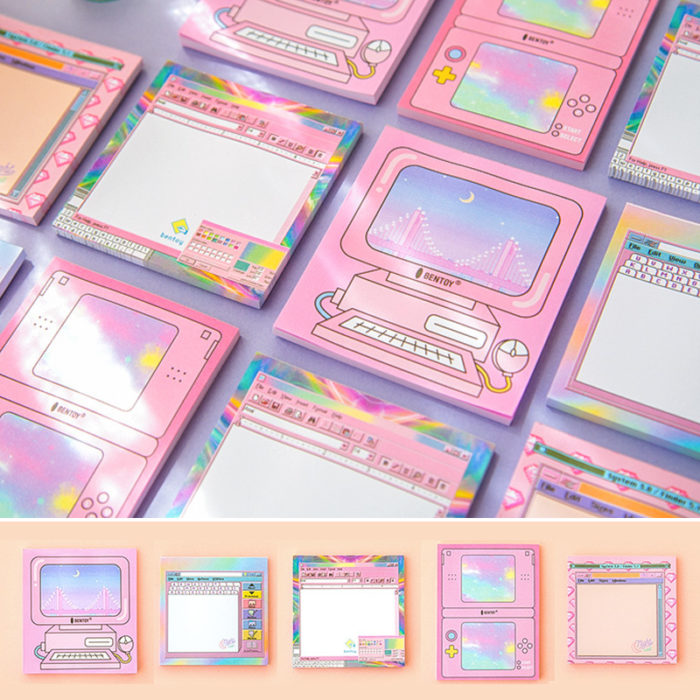 Simple Sticky Notes Cute Stationery