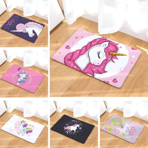 Unicorn Rug Cute Floor Mat
