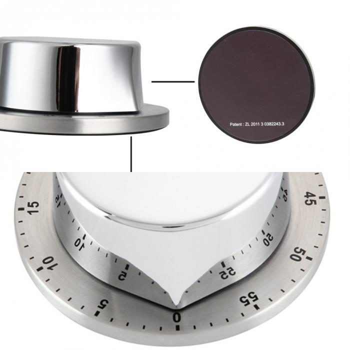 Cooking Timer 60-Minute Magnetic Tool