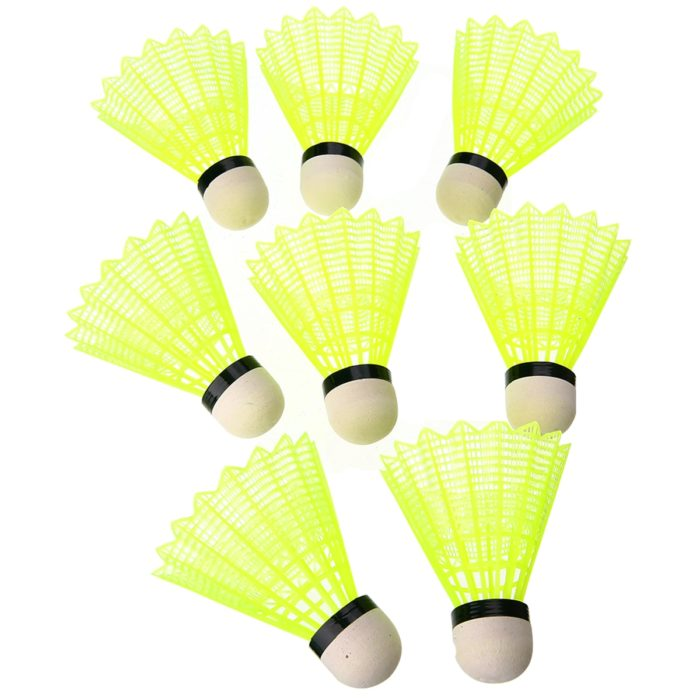 Badminton Shuttlecock LED Lighting Birdies