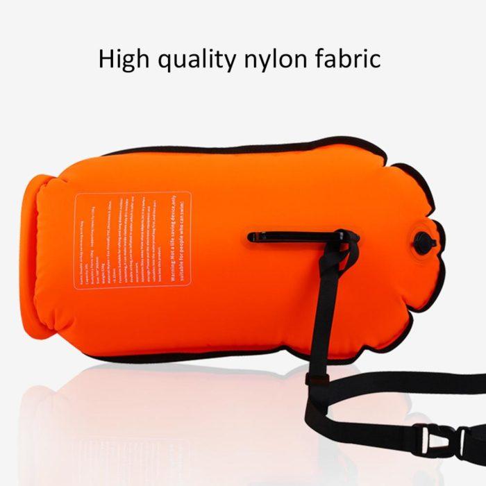 Swim Bag Inflatable Waterproof Bag