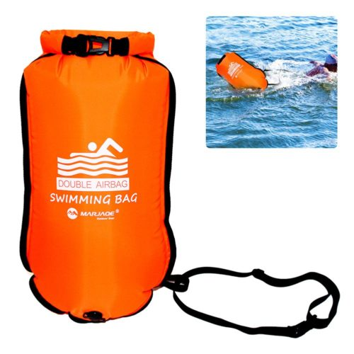 Swim Bag Inflatable Waterproof Bag