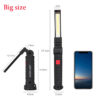 Rechargeable Led Flashlight Handheld Device