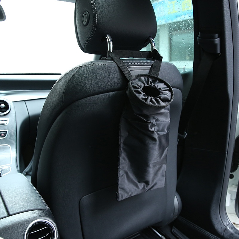 Car Trash Bag Portable Bin