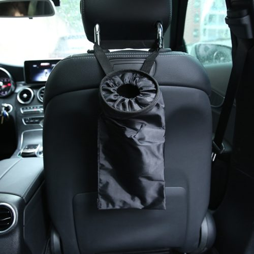 Car Trash Bag Portable Trash Bin