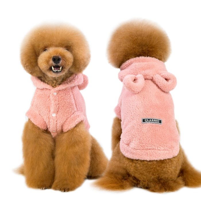 Pet Clothes Warm Sweater