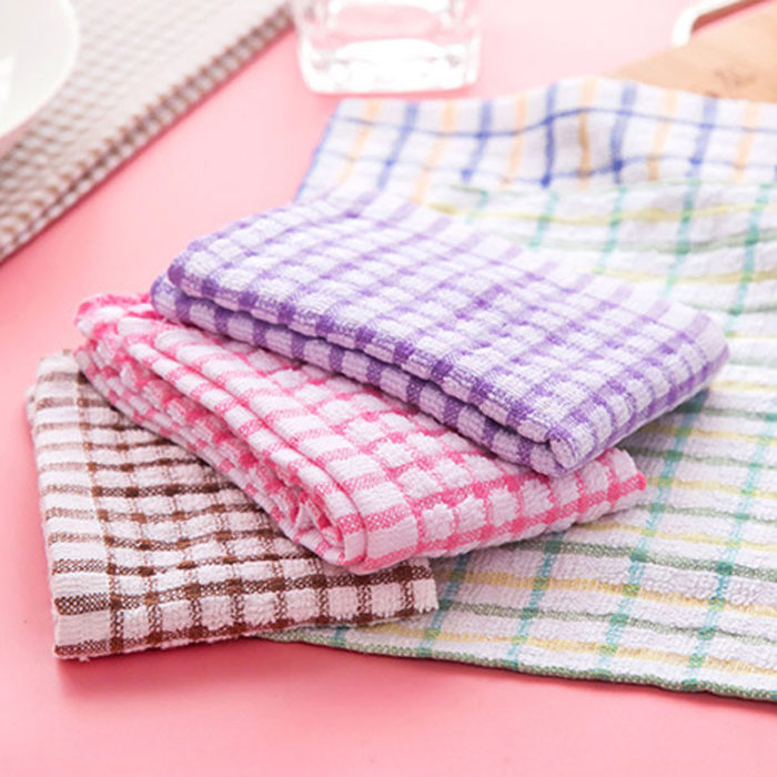 Cleaning Rags Wiping Cloth (5pcs)