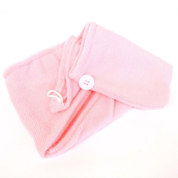 Microfiber Hair Towel Shower Turban