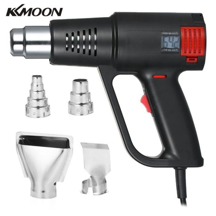 Hot Air Blower Digital Hand Tool