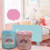 Toy Basket Kids Storage Container