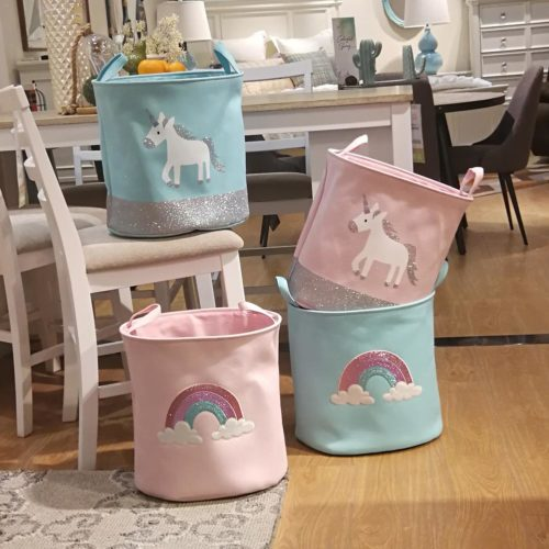 Toy Basket Kids Storage Container