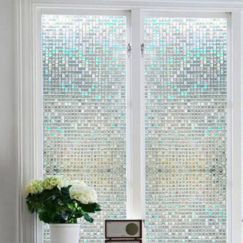 Window Frosting Glass Privacy Decoration