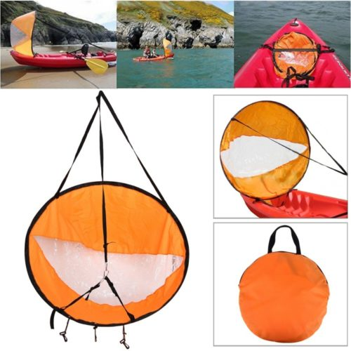 Kayak Sail Foldable Sun Shade