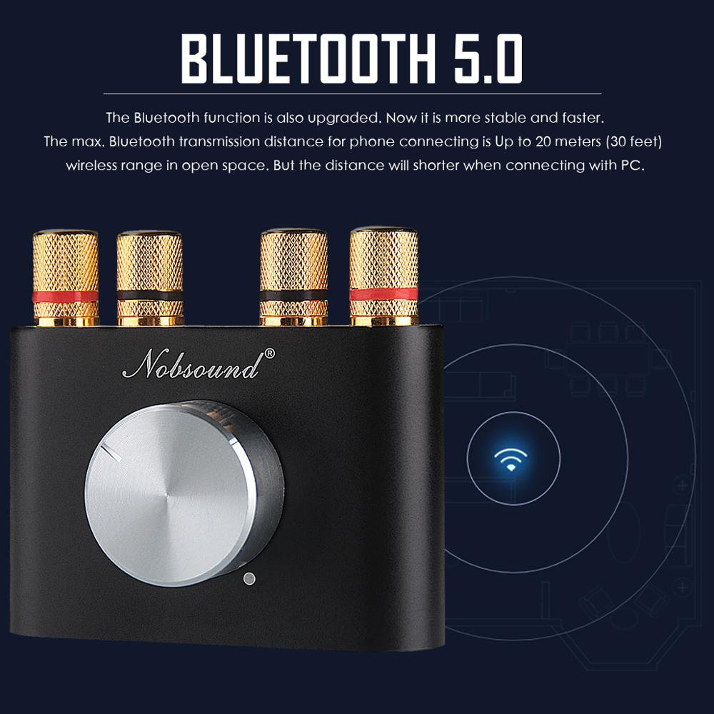 Mini Amplifier Bluetooth Digital Amp