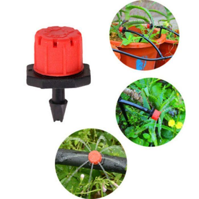 Sprinkler Heads Dripper (100 Pcs)