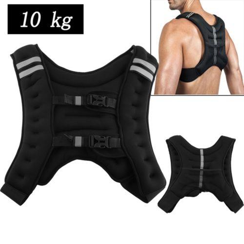 Weighted Vest Training Equipment