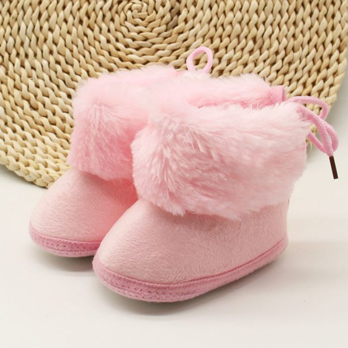 Baby Booties Adorable Shoes
