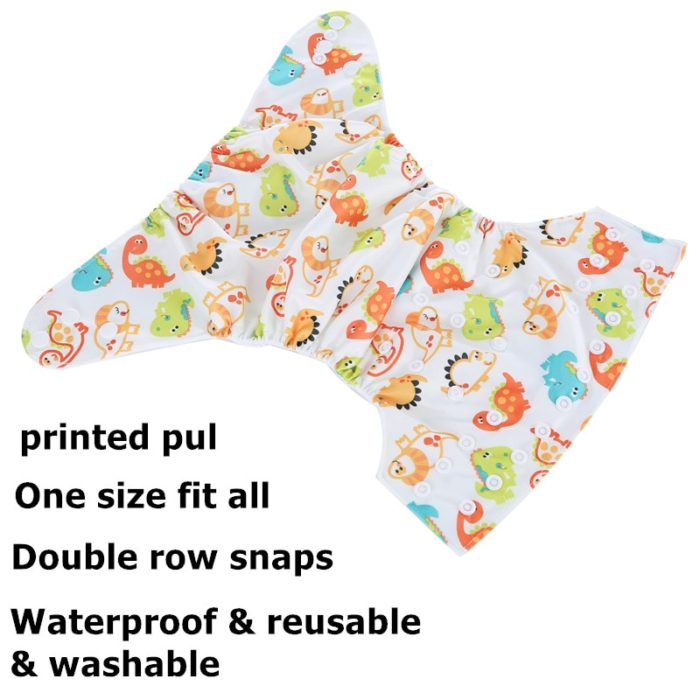 Reusable Diaper Waterproof Baby Diaper