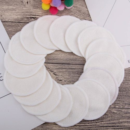 Reusable Cotton Pads Set (16 Pieces)