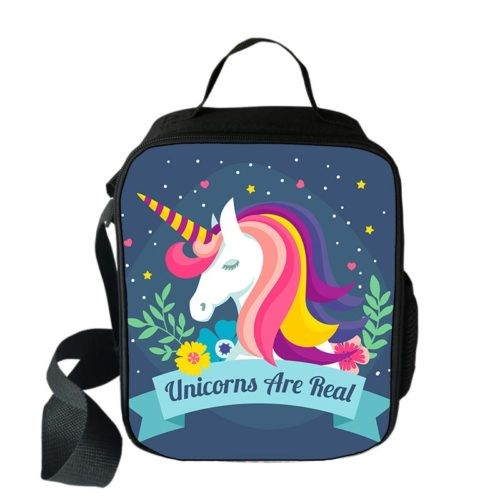 Unicorn Lunch Bag Colorful Food Bag