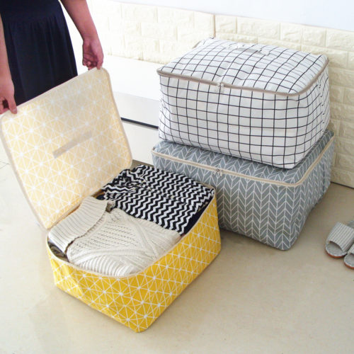 Clothes Storage Bag Foldable Organizer