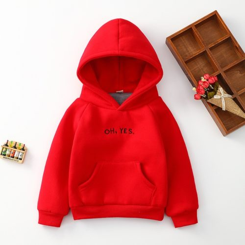 Kids Hoodies Long Sleeve Sweatshirts