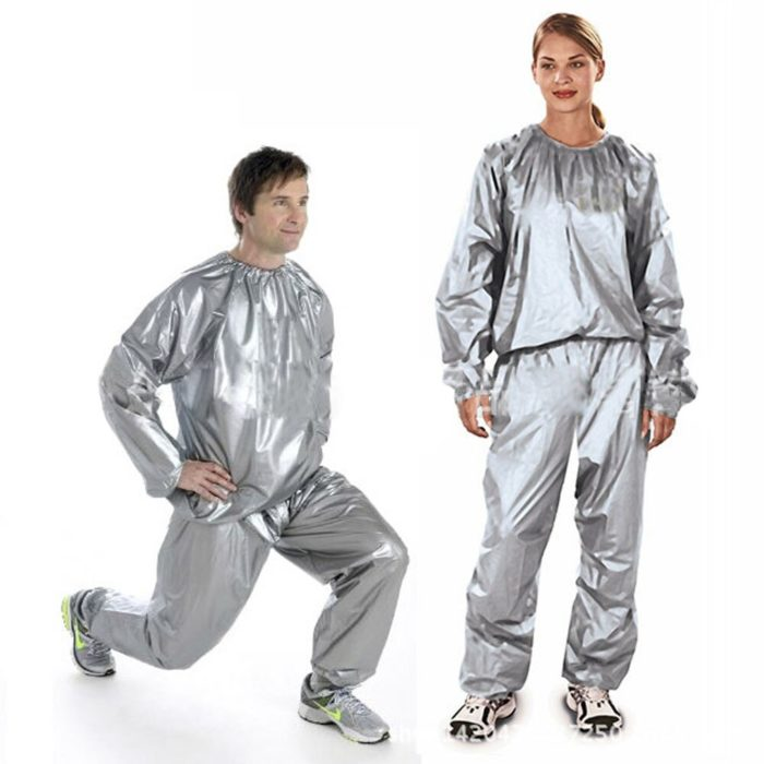 Sauna Suit Waterproof Sweat Clothes