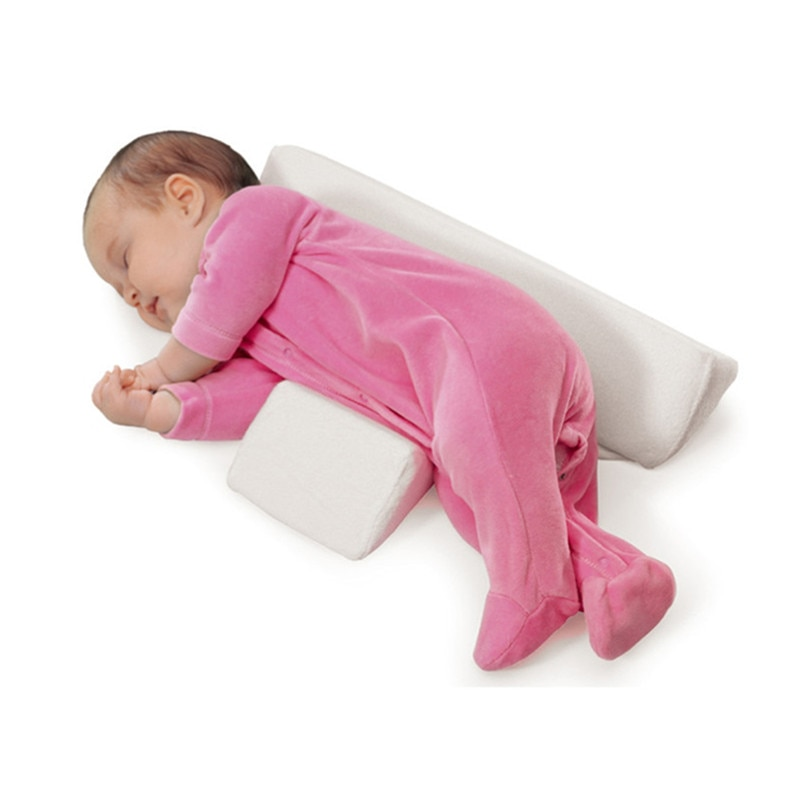 Polyester Newborn Infant Toddler Pillow