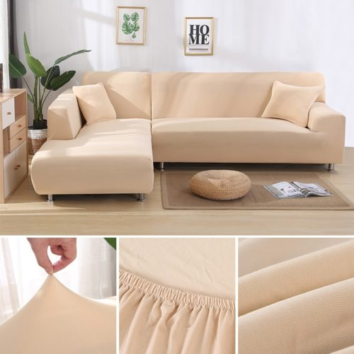 Sectional Sofa Covers Stretchable