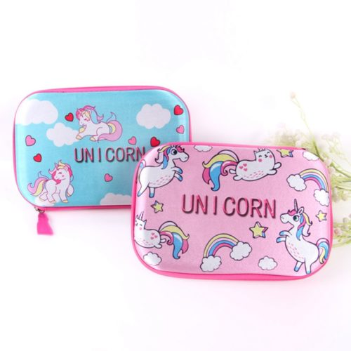 Unicorn Pencil Case Cute Pouch