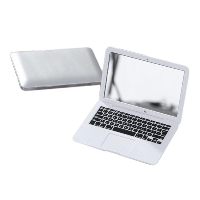 Beauty Mirror Laptop Design