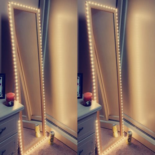 Flexible LED Strip Lights Self Adhesive