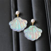 Shell Earring Elegant Accessory