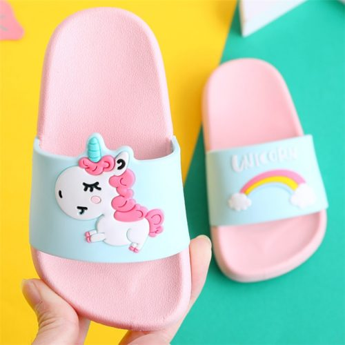 Unicorn Slipper Footwear